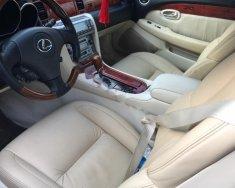 Bán xe Lexus SC 430 sản xuất năm 2006, màu đỏ, nhập khẩu  giá 860 triệu tại Tp.HCM
