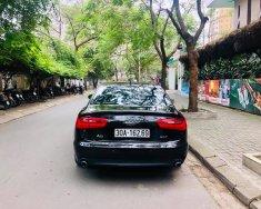 Cần bán xe Audi A6 2.0 AT sản xuất model 2014, màu đen nội thất da bò giá 1 tỷ 260 tr tại Hà Nội
