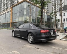 Cần bán gấp Audi A8 L 3.0 Quattro năm 2015, màu đen, nhập khẩu giá 2 tỷ 686 tr tại Hà Nội