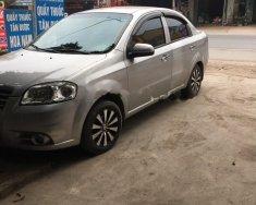Cần bán Daewoo Gentra SX 1.5 MT đời 2007, màu bạc  giá 135 triệu tại Bắc Giang