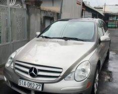 Cần bán Mercedes R350 đời 2007, màu bạc, nhập khẩu  giá 435 triệu tại Tp.HCM
