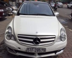 Bán Mercedes R350 năm sản xuất 2005, màu trắng, nhập khẩu giá 390 triệu tại Tp.HCM