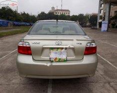 Không dùng nên bán Toyota Vios 1.5G năm sản xuất 2006   giá 213 triệu tại Bắc Kạn