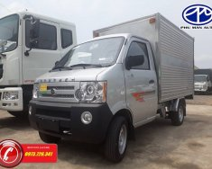 Xe tải nhẹ Dongben thùng kín tải trọng 770kg thùng dài 2m4. giá 154 triệu tại Tây Ninh