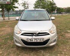 Xe Hyundai i10 1.2 MT năm 2014, màu bạc, nhập khẩu nguyên chiếc chính chủ giá 229 triệu tại Hà Nội