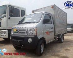 Xe tải nhẹ Dongben thùng kín tải 770kg siêu bền, siêu khỏe giá 154 triệu tại Bình Thuận