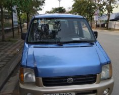 Bán xe Suzuki Wagon R đăng ký lần đầu 2005, màu xanh lam ít sử dụng, 68tr giá 68 triệu tại Hà Nội
