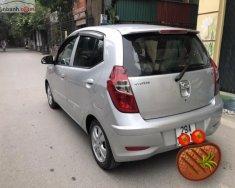 Xe Hyundai i10 1.2 MT đời 2014, màu bạc, xe nhập xe gia đình   giá 229 triệu tại Hà Nội