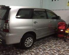 Cần bán Toyota Innova G 2013, màu bạc, còn rất đẹp giá 500 triệu tại Bình Dương