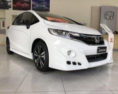 Honda Jazz RS 2019 màu trắng - nhập khẩu Thailand đang KM lớn tháng 4 - xem ngay giá 624 triệu tại Tp.HCM