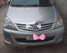 Bán Toyota Innova đời 2010, màu bạc giá Giá thỏa thuận tại Thái Bình