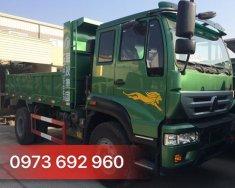 Bán xe ben Howo 8 tấn năm 2019 giá 765 triệu tại Hà Nội