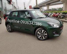Bán Suzuki Swift 2019 màu xanh rêu, phong cách hiện đại và trẻ trung, giá tốt, nhiều khuyến mại, liên hệ 0936342286 giá 489 triệu tại Hà Nội