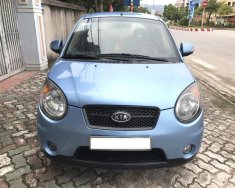 Bán xe Kia Morning SLX năm 2008, màu xanh lam, xe nhập giá 170 triệu tại Hà Nội