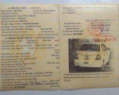 Bán xe Daewoo Nubira 2001, màu trắng, xe nhập giá cạnh tranh giá 85 triệu tại Thanh Hóa