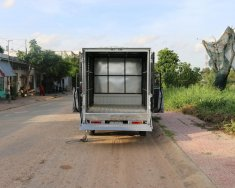 Bán Suzuki pro 750kg thùng bửng nâng nhập khẩu có máy lạnh giá 358 triệu tại Bình Dương