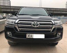 Cần bán Toyota Land Cruiser VX đời 2016, màu đen, nhập khẩu nguyên chiếc giá 3 tỷ 680 tr tại Hà Nội