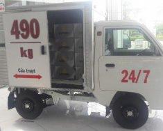 Bán Suzuki Truck thùng kín cửa lùa tải trọng 490kg giá 285 triệu tại Bình Dương