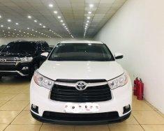 Bán Toyota Highlander 2.7 nhập Mỹ, sản xuất và đăng ký 2014, biển Hà Nội giá 1 tỷ 630 tr tại Hà Nội