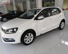 Cần bán Volkswagen Polo 2018, màu trắng, nhập khẩu,   mới 100% giá 695 triệu tại Yên Bái
