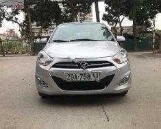Cần bán Hyundai i10 1.2 MT sản xuất năm 2014, màu bạc, còn nguyên bản giá 220 triệu tại Hà Nội