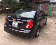Bán Chevrolet Lacetti sản xuất năm 2004, màu đen giá cạnh tranh giá 129 triệu tại Hà Nội