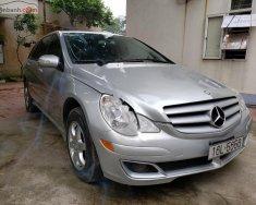 Bán Mercedes-Benz R350 2005 7 chỗ, màu bạc, nhập khẩu nguyên bản, tên Cty giá 429 triệu tại Hà Nội