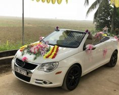 Bán Volkswagen Eos năm sản xuất 2009, màu trắng, xe đẹp, chất, mui cứng tự động đóng mở bằng điện giá 650 triệu tại Thanh Hóa