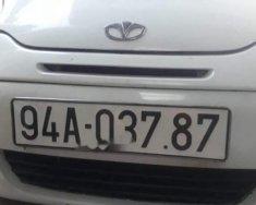 Bán ô tô Daewoo Matiz năm sản xuất 2003, màu trắng, xe nhập giá 85 triệu tại Bạc Liêu