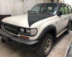 Bán Toyota Land Cruiser sản xuất năm 1993, màu trắng, nhập khẩu Nhật giá 235 triệu tại Hà Nội