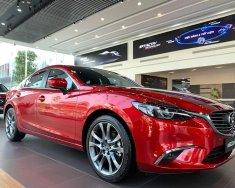 Mazda 6 mới 100% chưa lăn bánh, giá ưu đãi lớn. Hỗ trợ thủ tục trả góp tới 90%, thủ tục ra biển nhanh giá 794 triệu tại Hà Nội