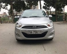 Cần bán gấp Hyundai i10 1.2 MT sản xuất năm 2014, màu bạc, xe nhập  giá 220 triệu tại Hà Nội