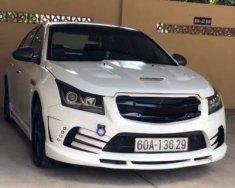 Bán Chevrolet Cruze 1.8 LTZ sản xuất năm 2014, màu trắng   giá 415 triệu tại Tp.HCM