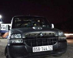 Cần bán gấp Fiat Doblo 2003, màu bạc, nhập khẩu nguyên chiếc chính chủ giá 160 triệu tại Cần Thơ