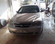 Cần bán xe Chevrolet Lacetti đời 2010, màu bạc xe gia đình giá 220 triệu tại Đắk Lắk