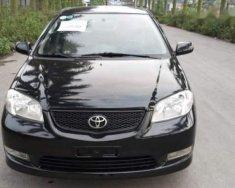 Bán Toyota Vios G năm sản xuất 2005, màu đen xe gia đình, giá 198tr giá 198 triệu tại Hải Phòng