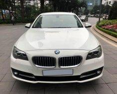 Chính chủ bán xe BMW 5 Series 520i đời 2015, màu trắng/kem, nhập khẩu, có cửa hít giá 1 tỷ 420 tr tại Hà Nội