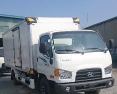 Bán xe Hyundai Mighty 110S-6T9 thùng kín 2019, màu trắng giá 679 triệu tại Đồng Tháp