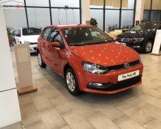 Bán xe Volkswagen Polo 1.6 AT sản xuất năm 2018, màu đỏ, xe nhập giá 695 triệu tại Khánh Hòa