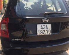 Cần bán xe Kia Carens sản xuất năm 2010, màu đen xe gia đình giá 260 triệu tại Đà Nẵng