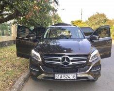 Bán ô tô Mercedes-Benz GLE400-Class năm 2015, màu nâu nhập khẩu nguyên chiếc giá 2 tỷ 950 tr tại Tp.HCM