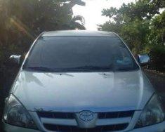 Cần bán lại xe Toyota Innova 2.0G sản xuất 2006, màu bạc chính chủ, giá 320tr giá 320 triệu tại An Giang