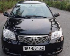 Cần bán xe cũ Toyota Vios sản xuất 2007, màu đen giá 186 triệu tại Hải Phòng