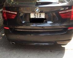 Cần bán xe BMW X3 đời 2013, màu nâu nhập khẩu giá 1 tỷ tại Tp.HCM