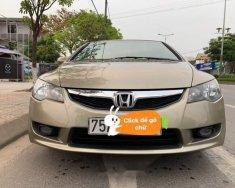 Bán Honda Civic năm sản xuất 2011, màu vàng số tự động giá 435 triệu tại TT - Huế