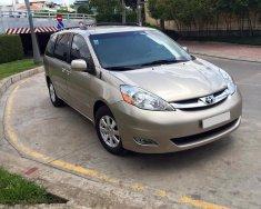 Bán Toyota Sienna LE 2008 số tự động, nhập Mỹ, bản full option giá 662 triệu tại Tp.HCM