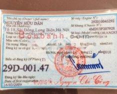 Cần bán gấp Ssangyong Korando TX-5 4x4 MT sản xuất 2003, màu đen, nhập khẩu   giá 150 triệu tại Sơn La