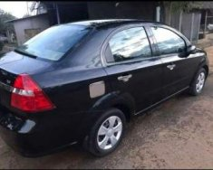 Bán xe Daewoo Gentra đời 2009, màu đen xe gia đình, giá tốt giá 195 triệu tại Bình Phước