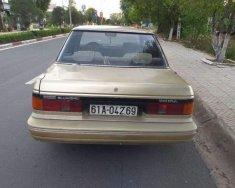 Bán lại xe Nissan Bluebird đời 1987, màu vàng, nhập khẩu giá 46 triệu tại Bình Dương