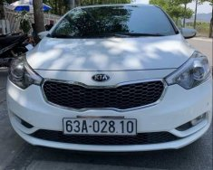 Bán Kia K3 đời 2014, màu trắng, máy êm, không lỗi giá 490 triệu tại BR-Vũng Tàu